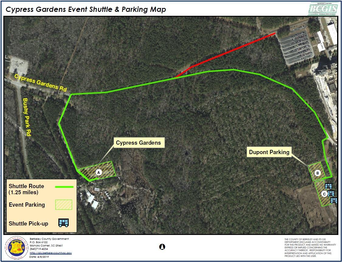 Event-Shuttle-Parking-Map